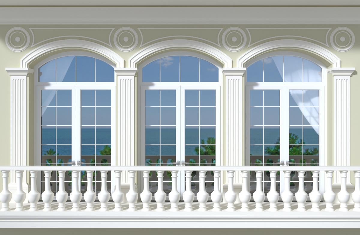 Architectural Window 21