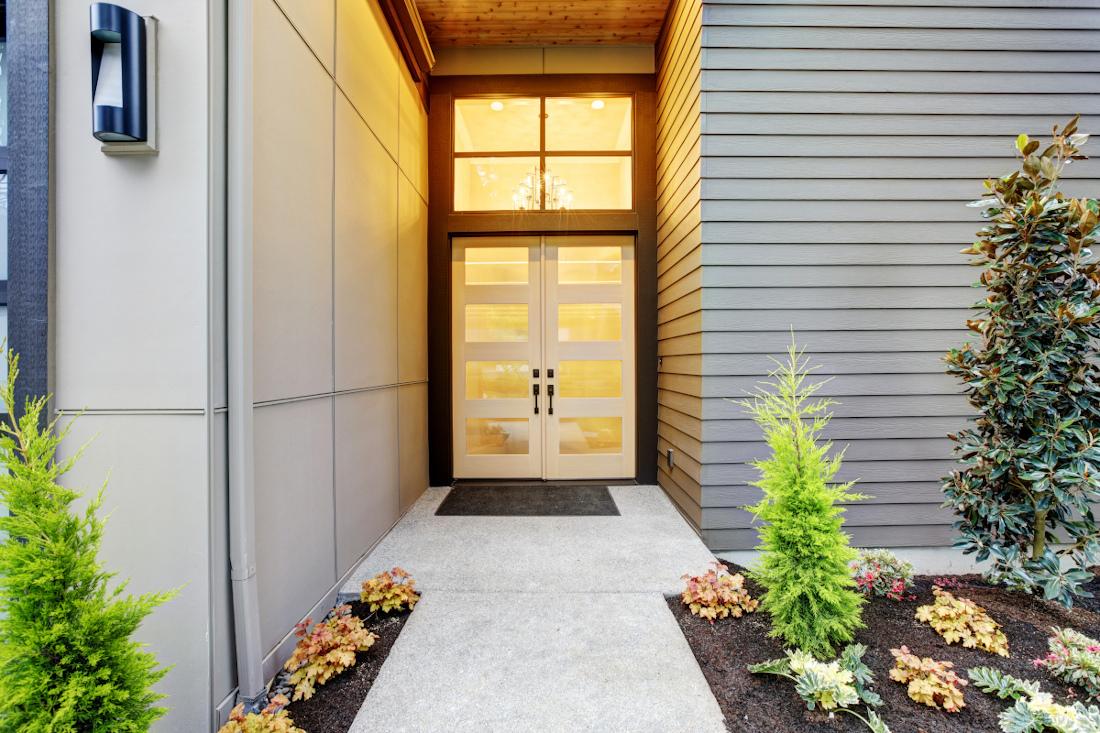 Entry Doors Best 5