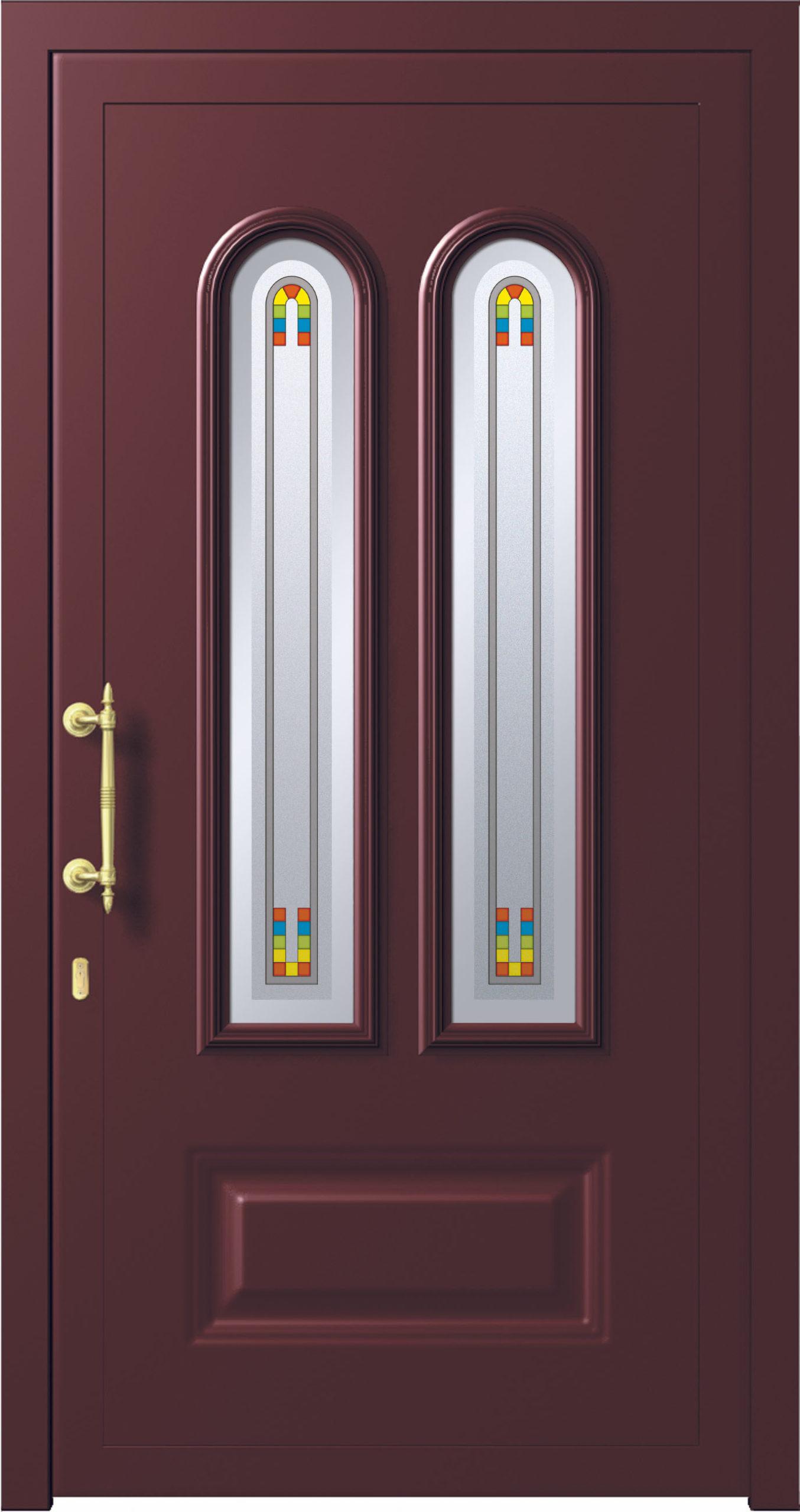 Entry Doors Linea Classica 108