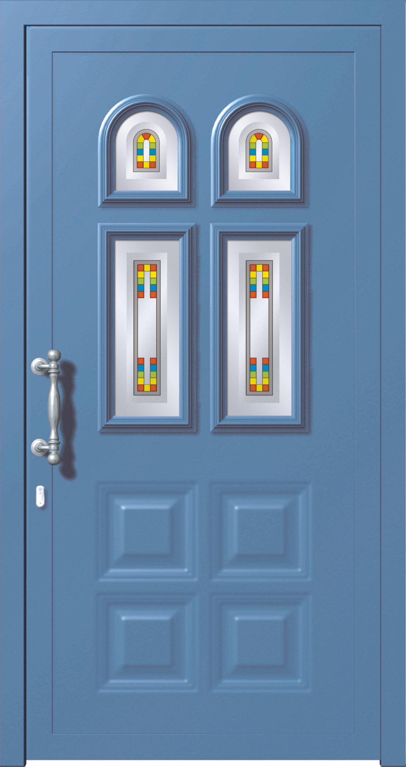 Entry Doors Linea Classica 128