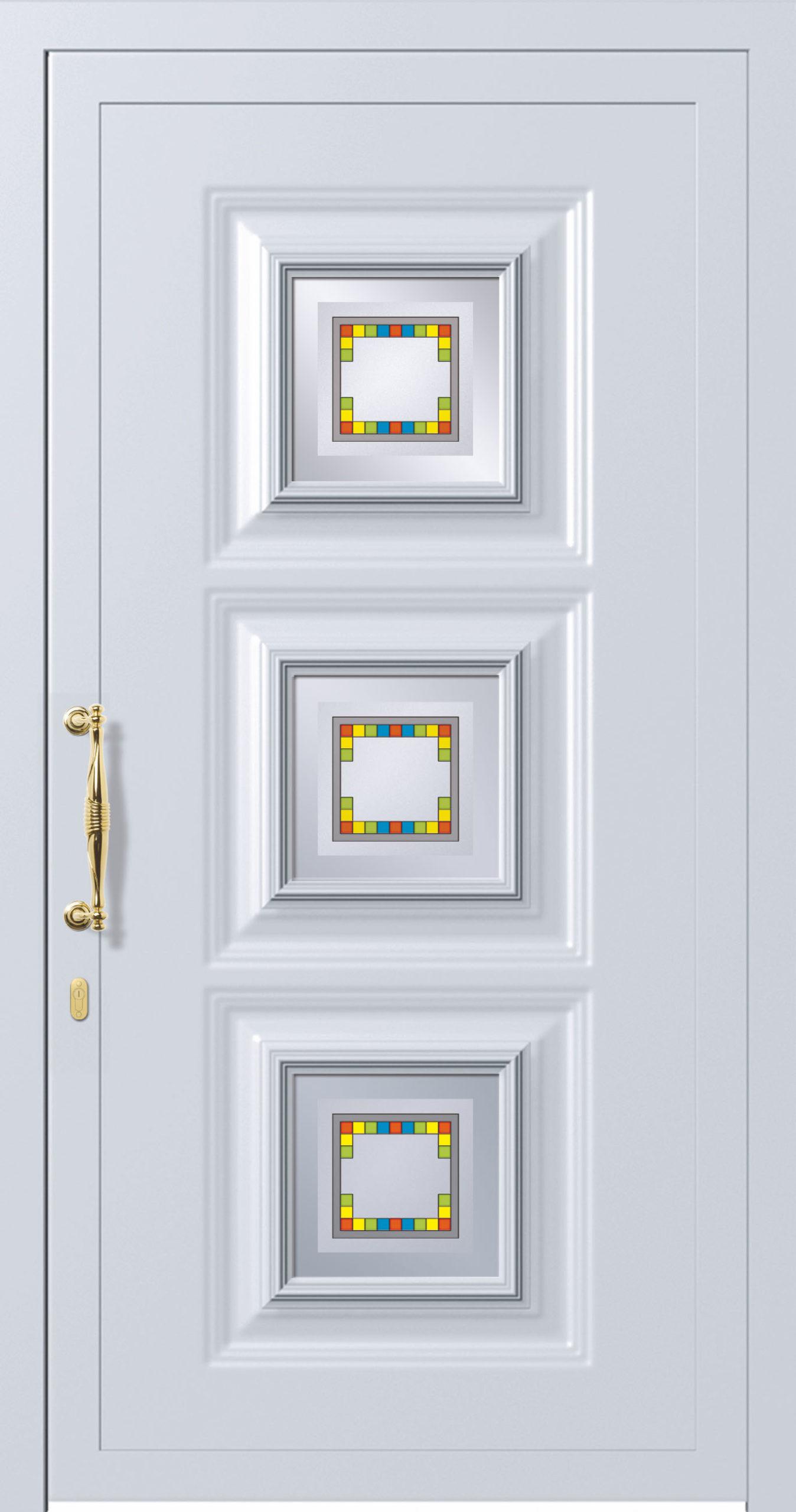 Entry Doors Linea Classica 63