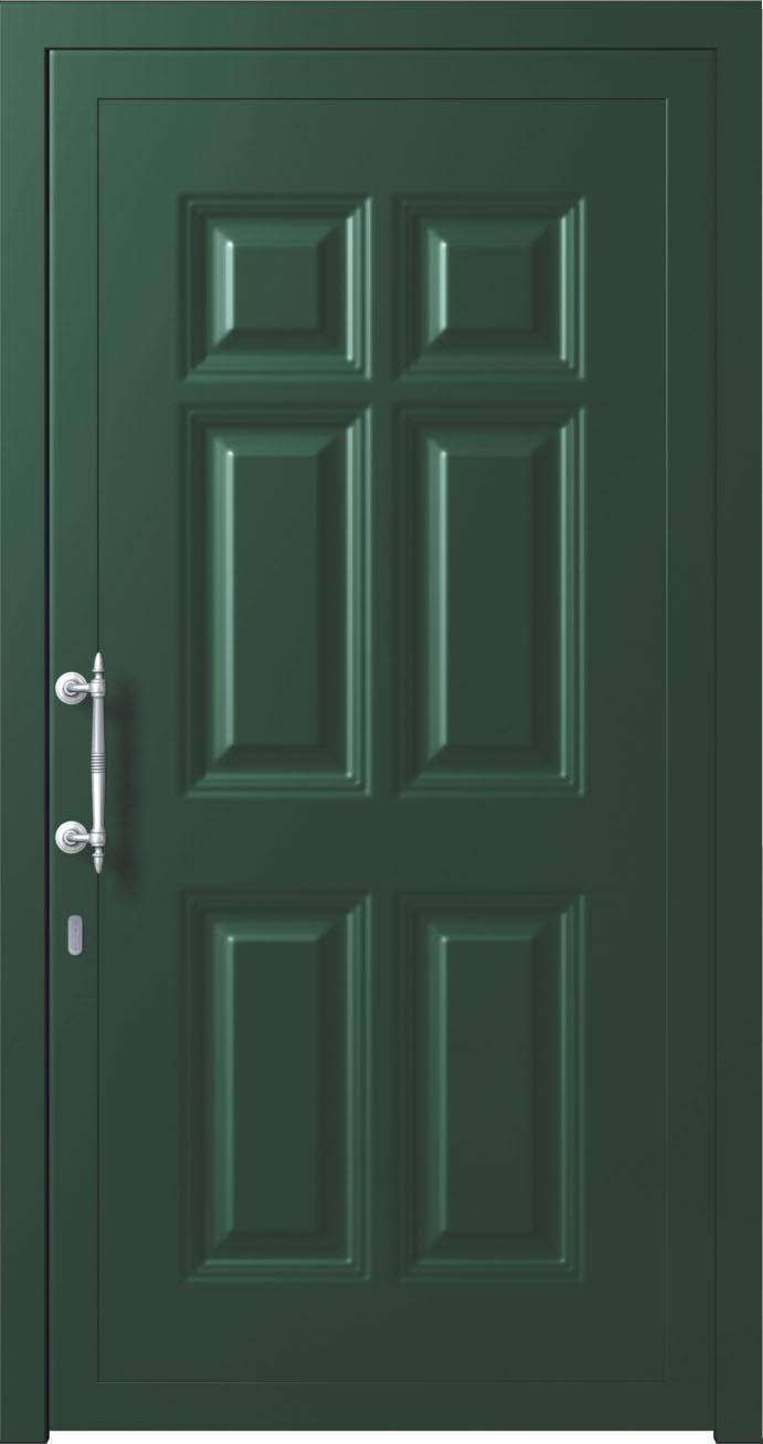 Entry Doors Linea Classica 75