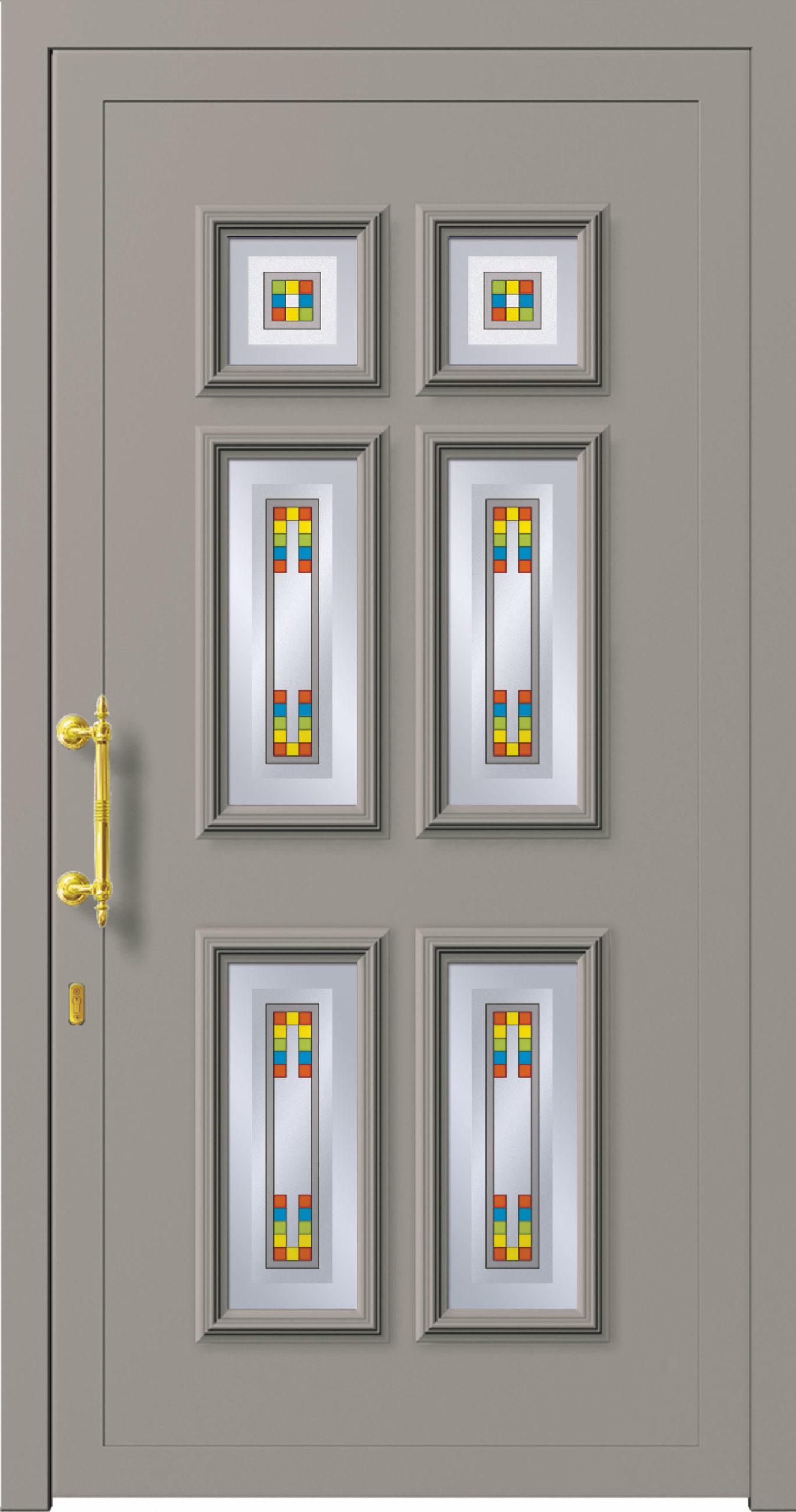 Entry Doors Linea Classica 76