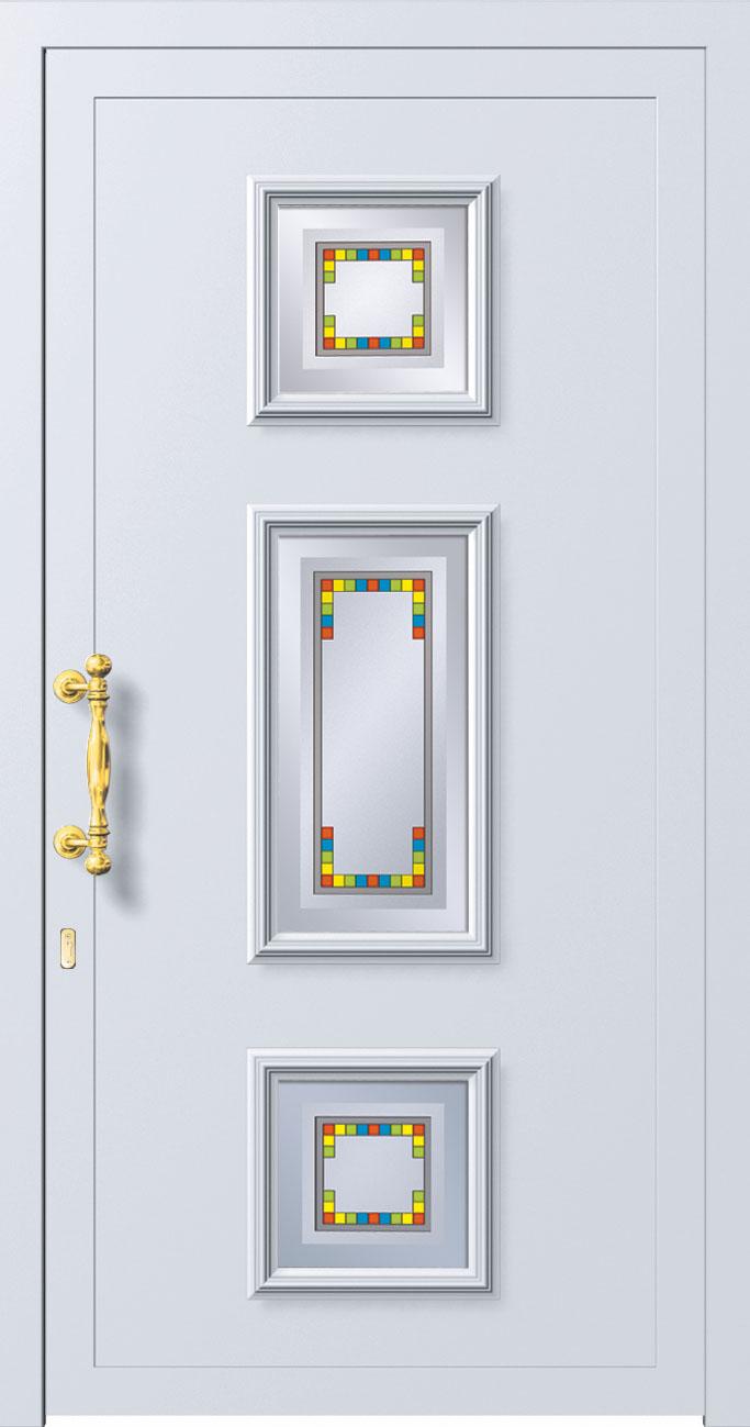 Entry Doors Linea Classica 77
