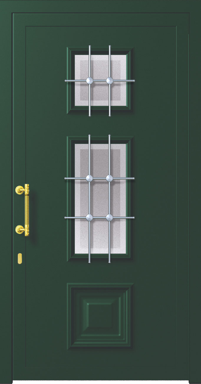 Entry Doors Linea Classica 80