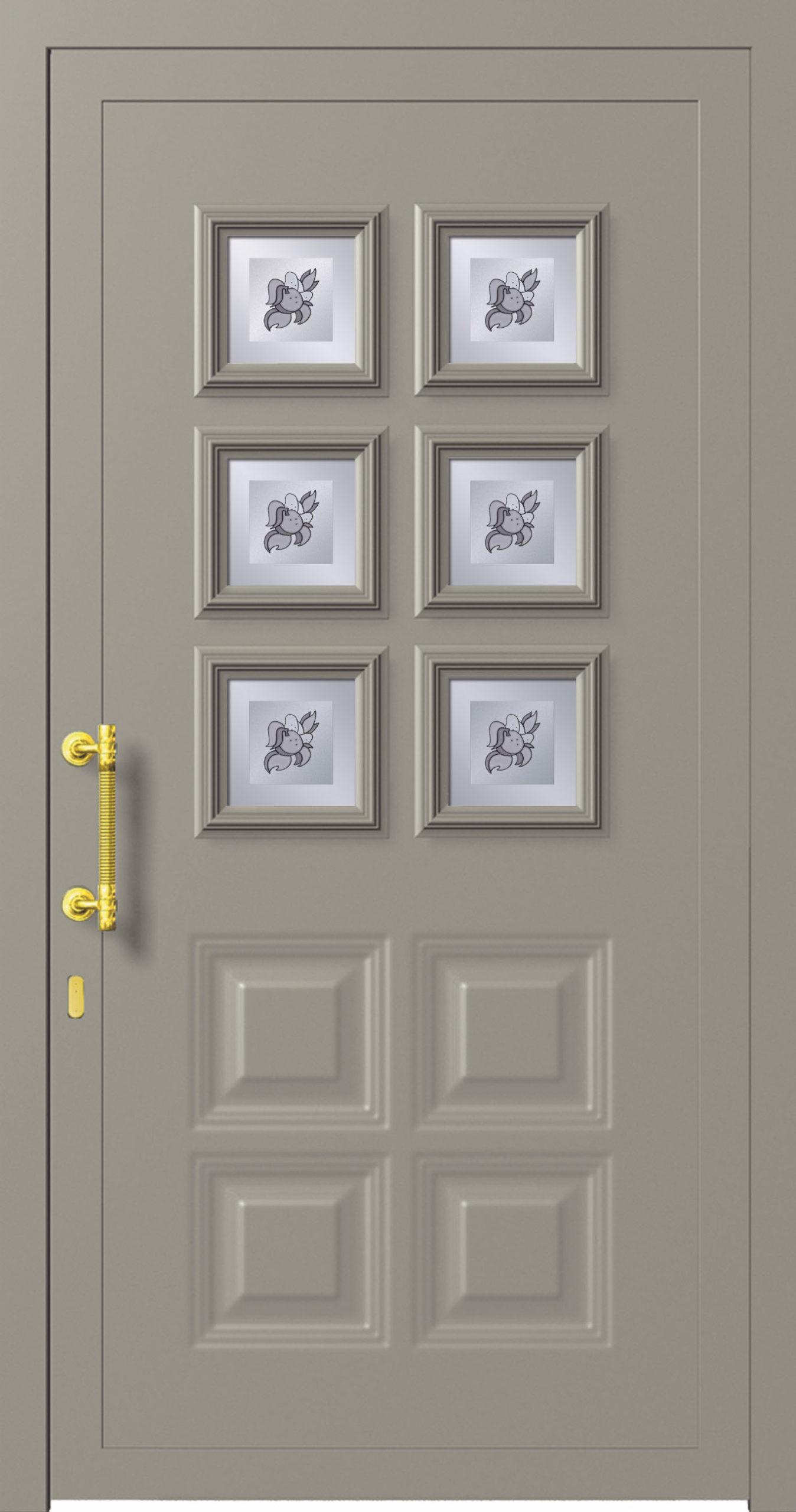 Entry Doors Linea Classica 9
