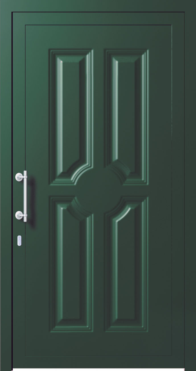 Entry Doors Linea Classica 91