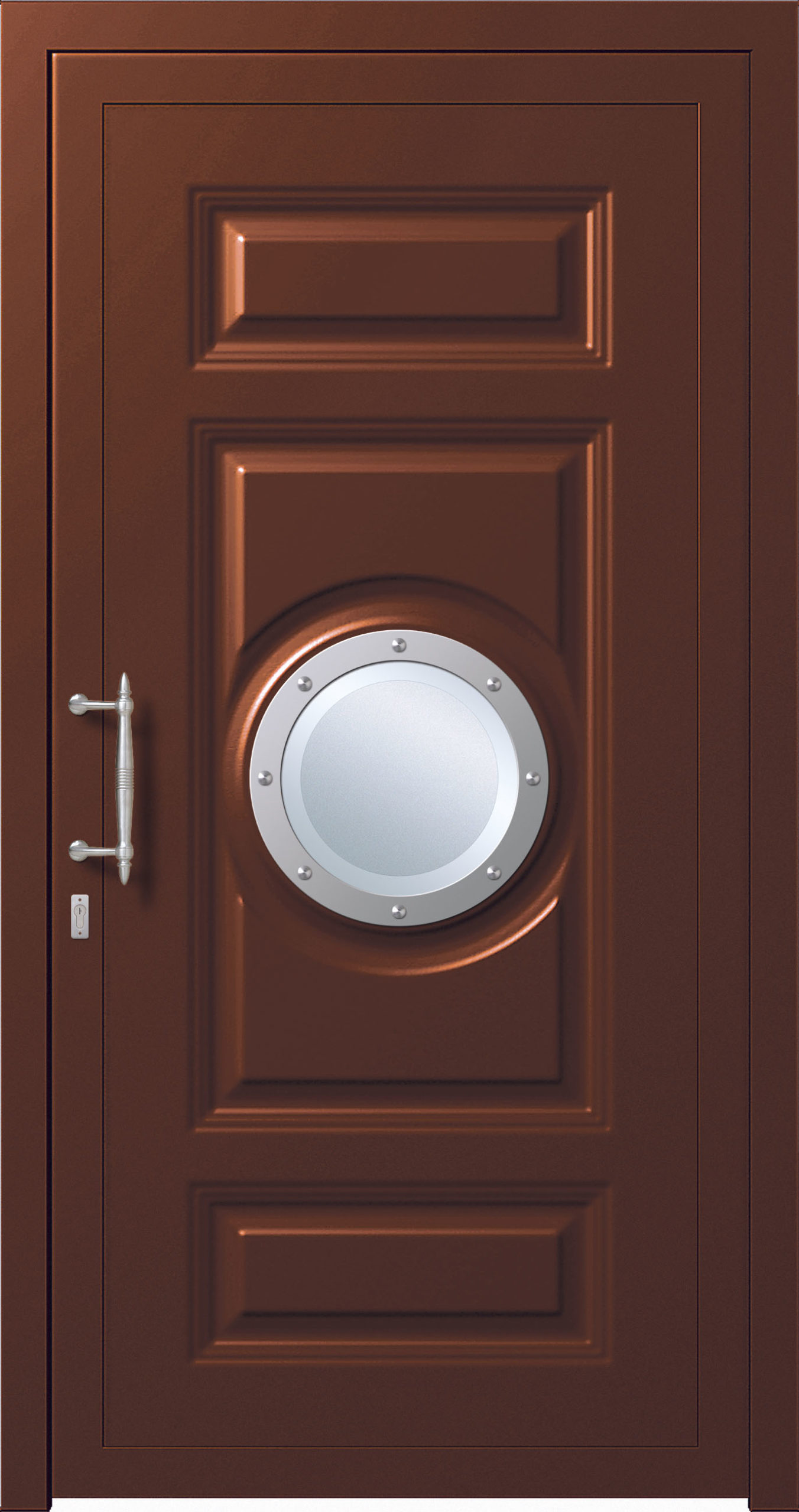Entry Doors Linea Style 1
