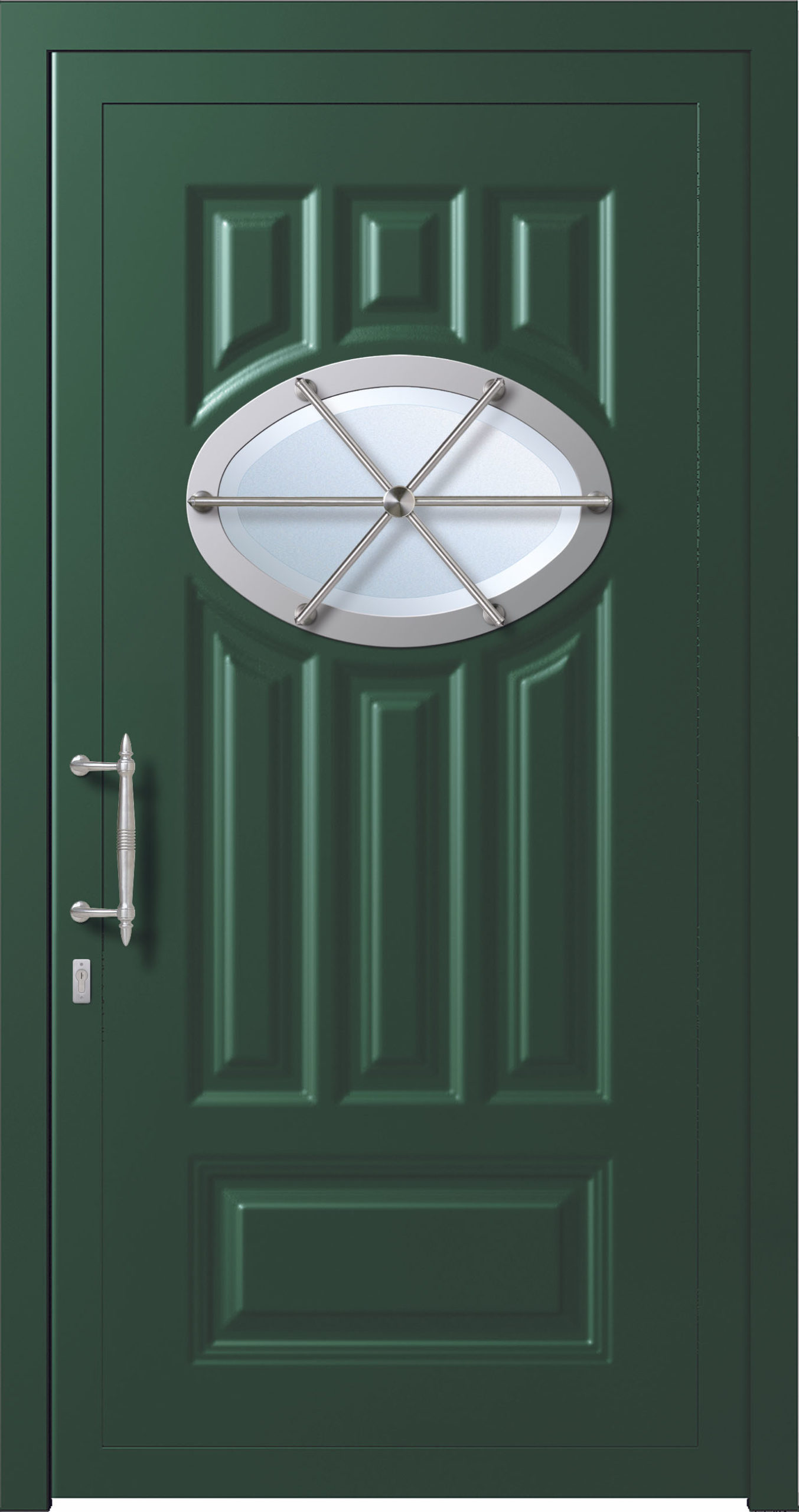 Entry Doors Linea Style 11