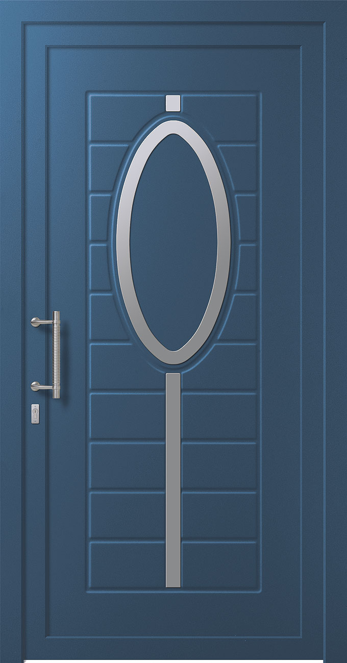 Entry Doors Linea Style 13