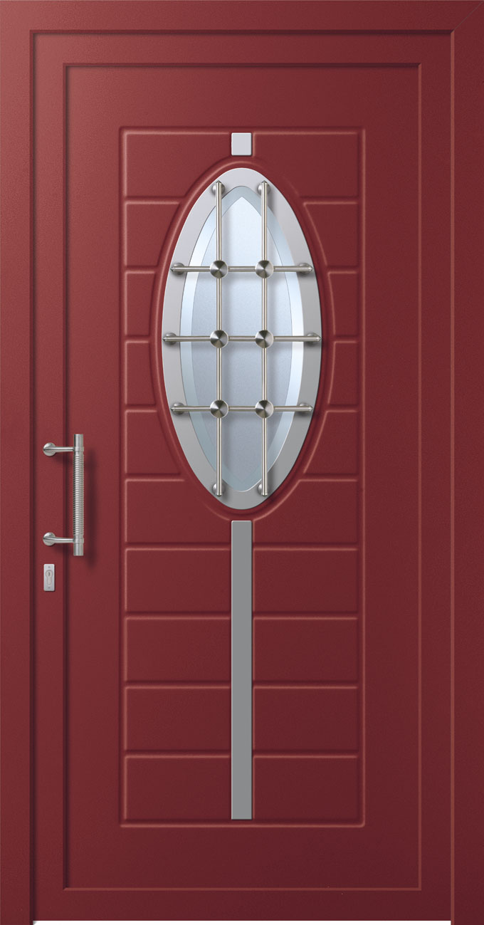 Entry Doors Linea Style 15