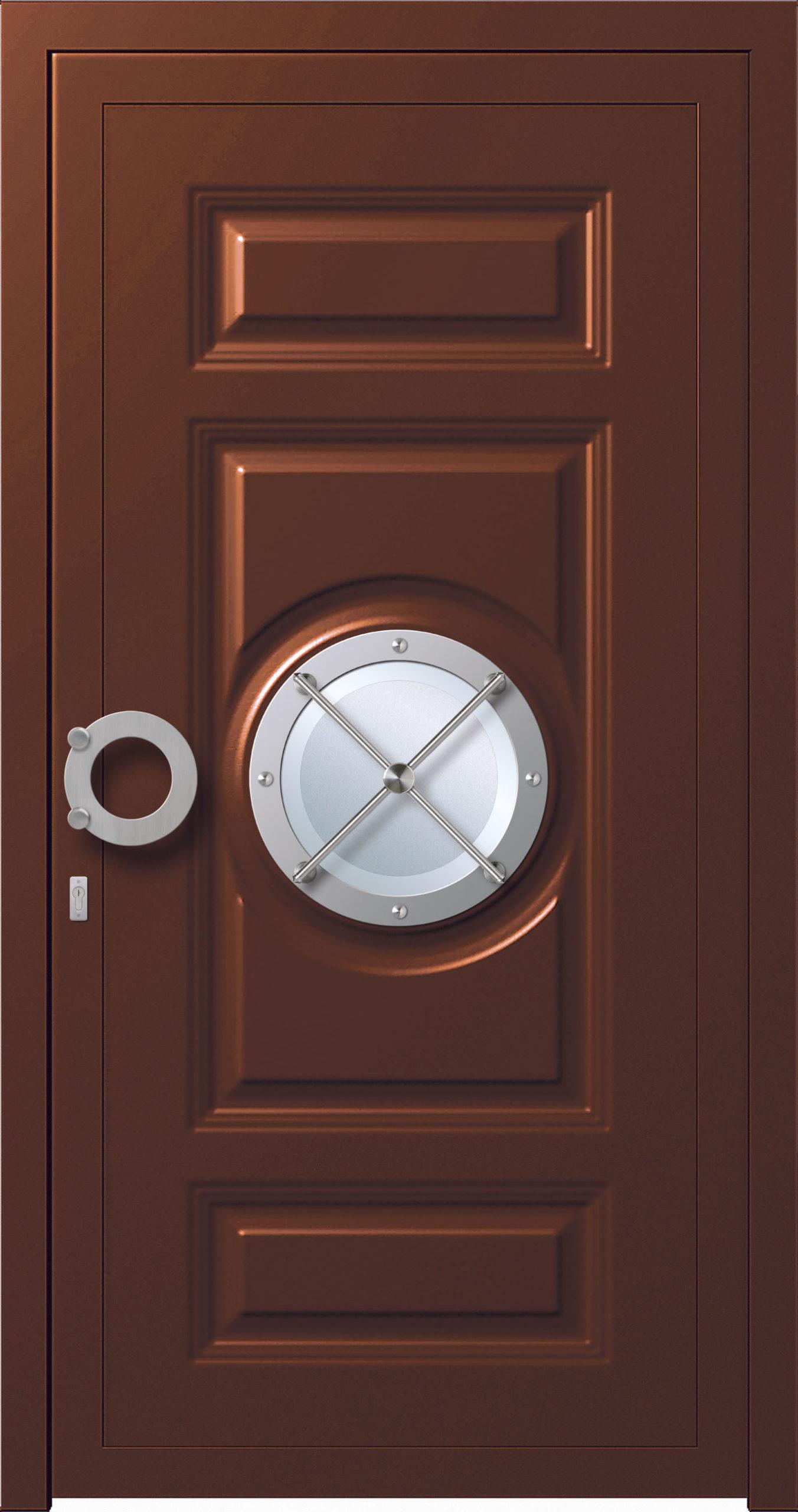 Entry Doors Linea Style 2