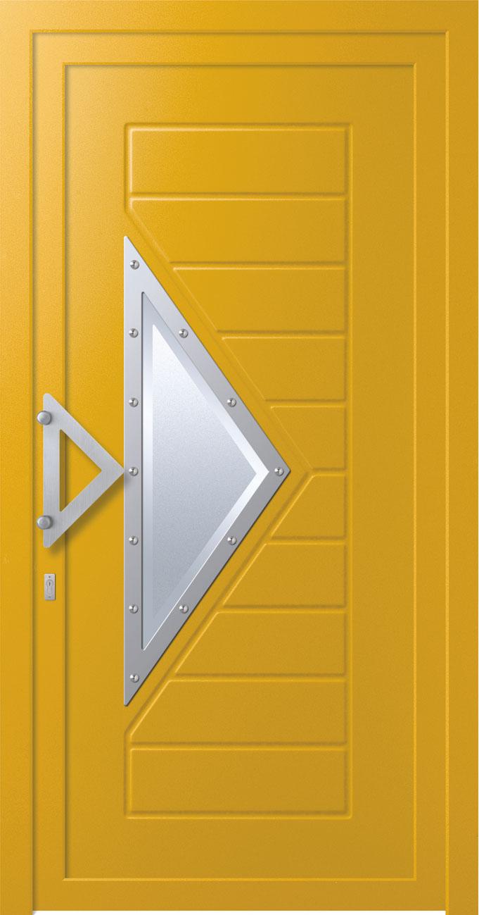Entry Doors Linea Style 21