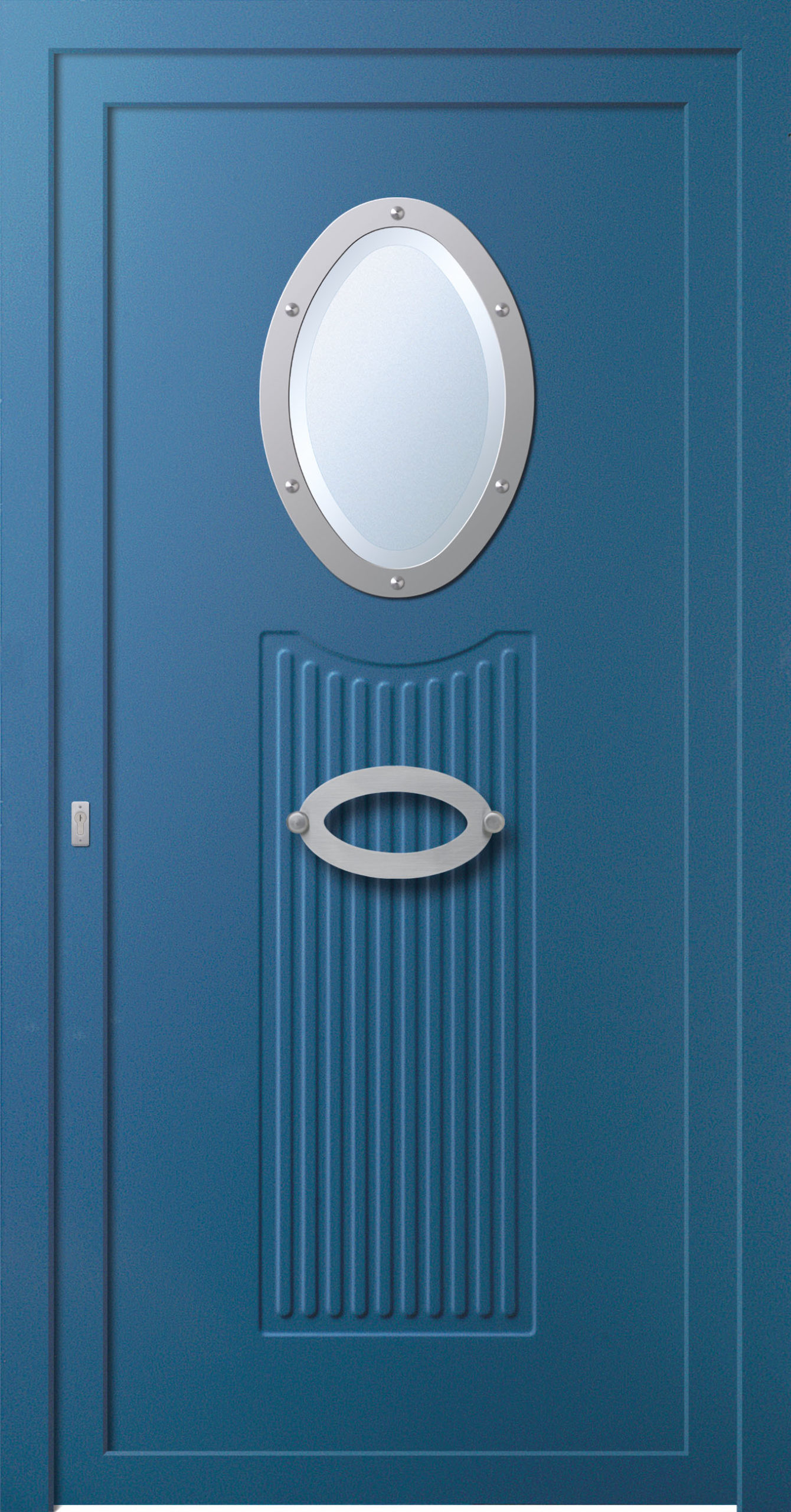 Entry Doors Linea Style 22