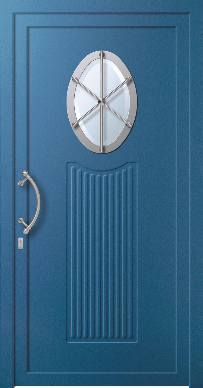 Entry Doors Linea Style 23