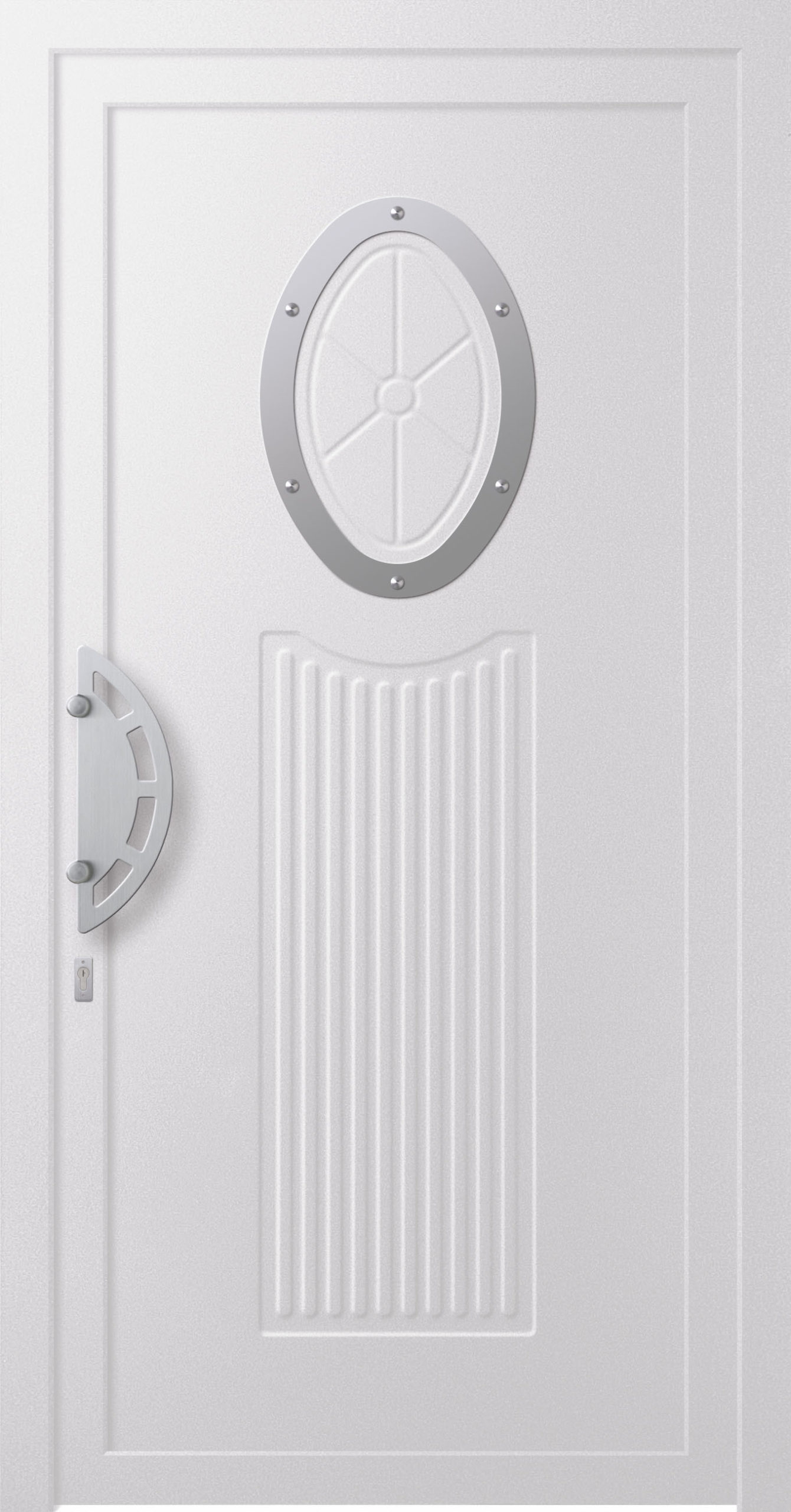 Entry Doors Linea Style 24