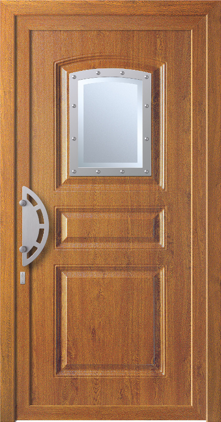Entry Doors Linea Style 3