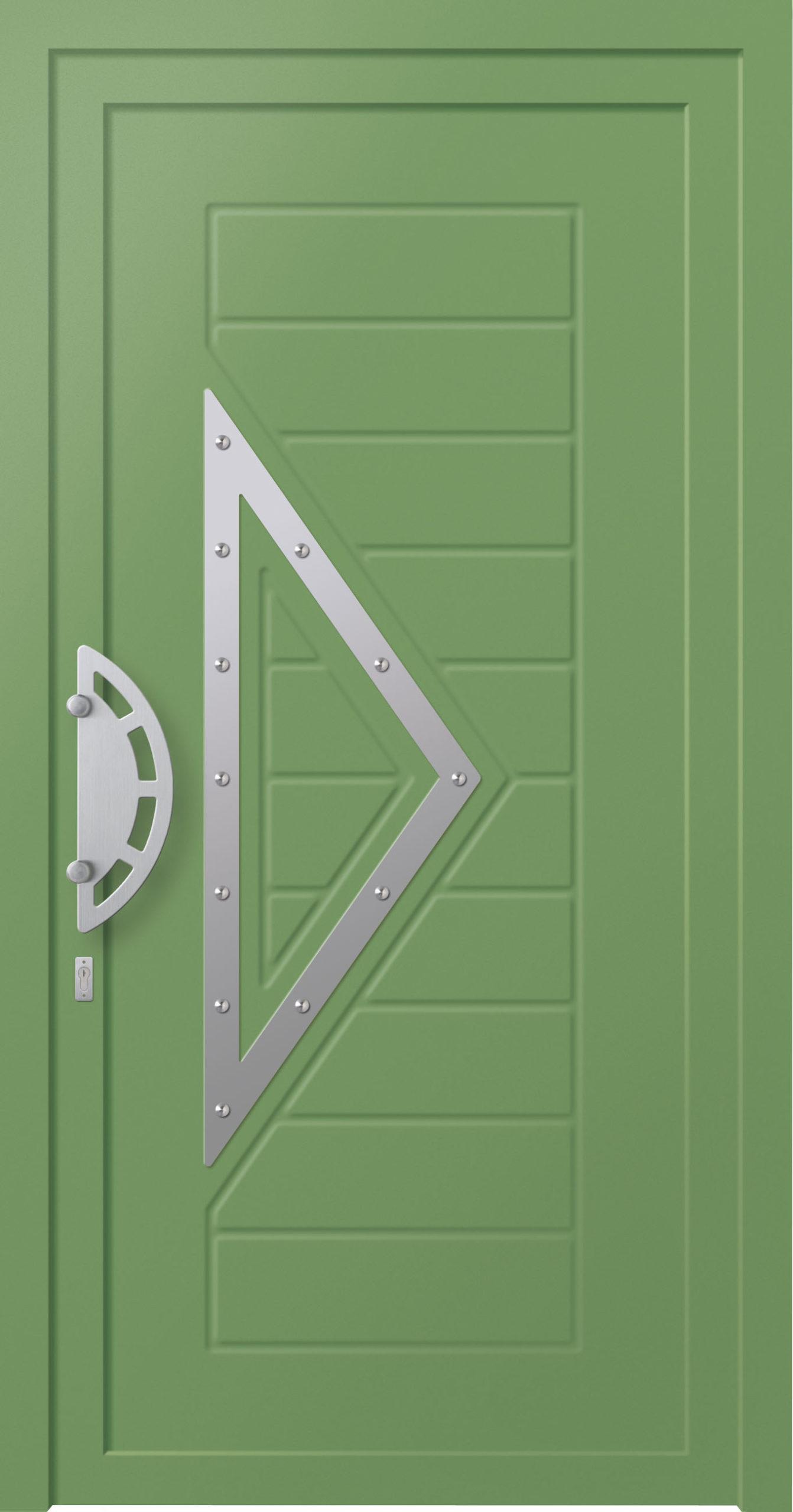 Entry Doors Linea Style 36