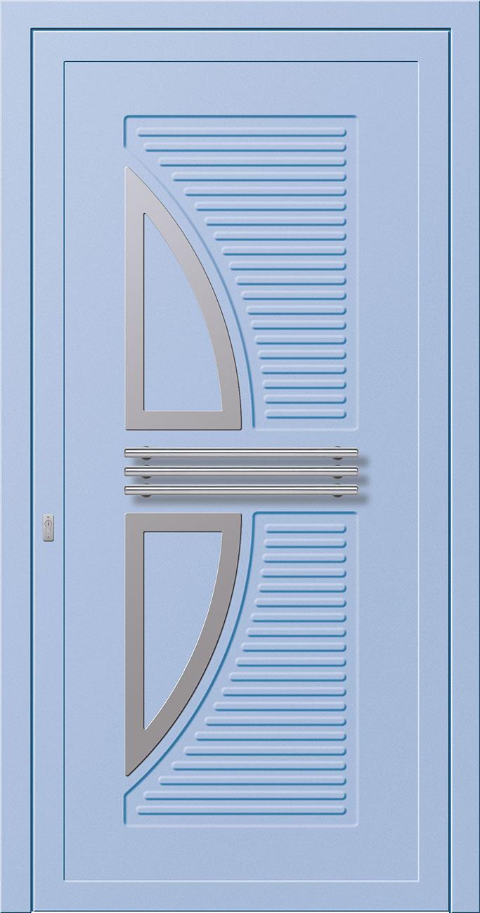 Entry Doors Linea Style 37