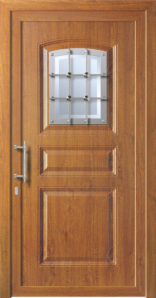 Entry Doors Linea Style 4