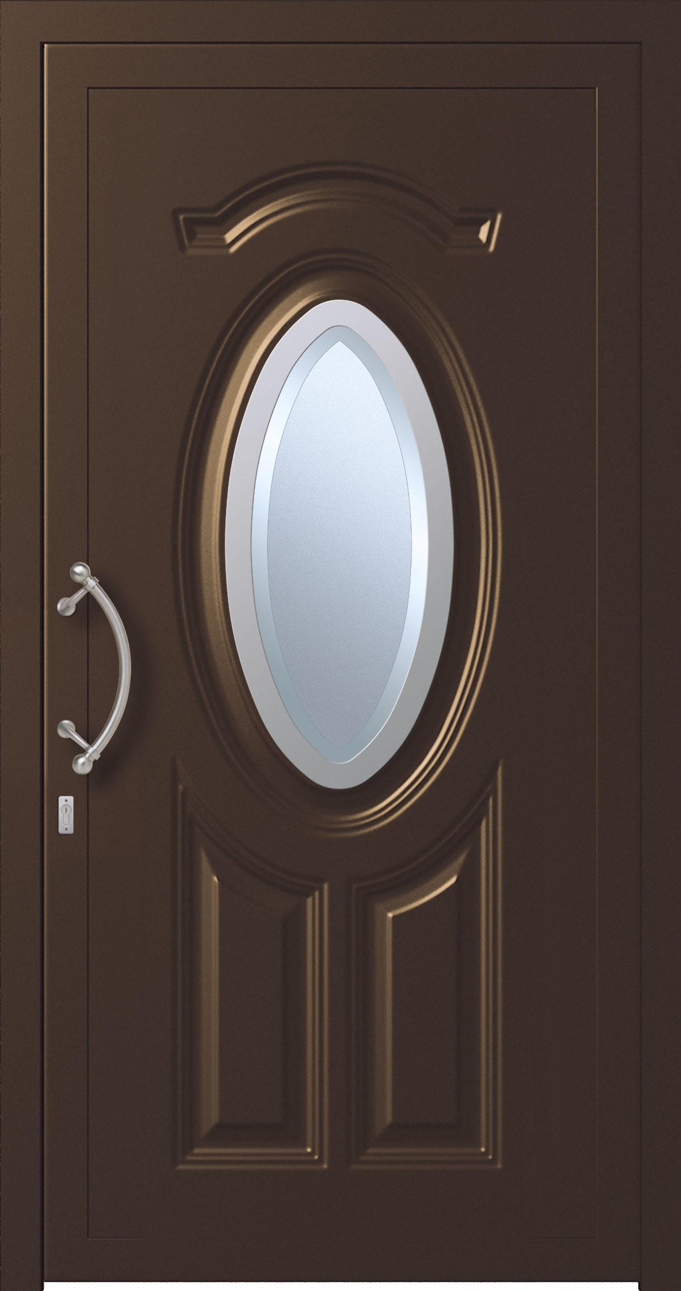 Entry Doors Linea Style 9